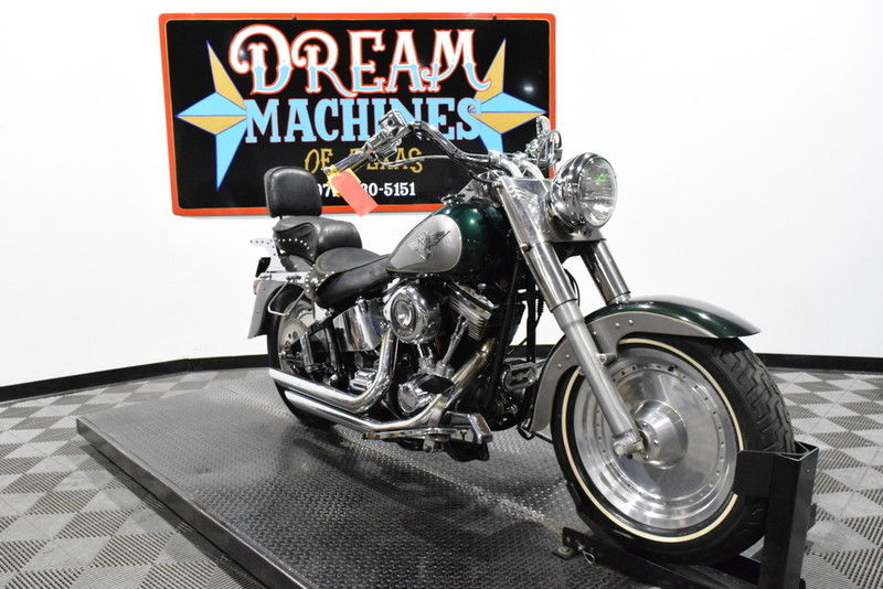 1996 Custom Built Motorcycles Softail Deluxe Nostalgia Replica Managers Special