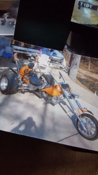 AMAZING 2005 Custom Built Motorcycles Chopper for sale