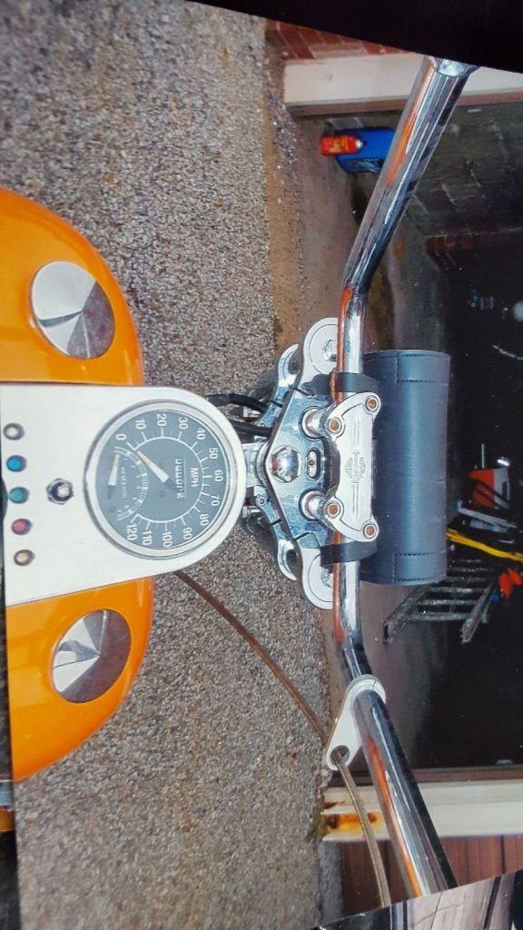 AMAZING 2005 Custom Built Motorcycles Chopper
