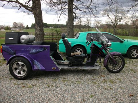 GREAT 2004 Custom Built Motorcycles for sale