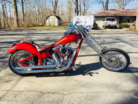 STUNNING 2017 Custom Built Motorcycles Chopper for sale