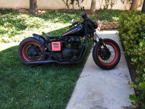GREAT 1987 Custom Built Motorcycles Bobber for sale