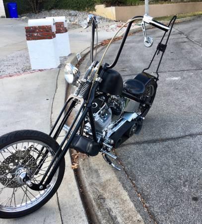NICE 2002 Custom Built Motorcycles Chopper