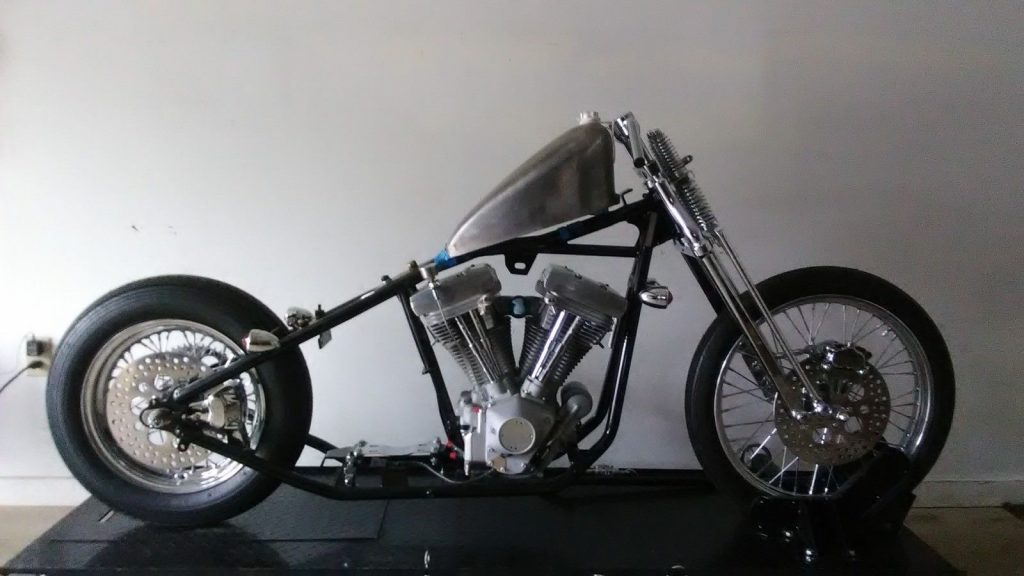NICE 2018 Custom Built Motorcycles Bobber