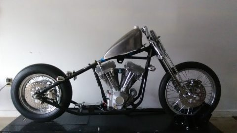 NICE 2018 Custom Built Motorcycles Bobber for sale