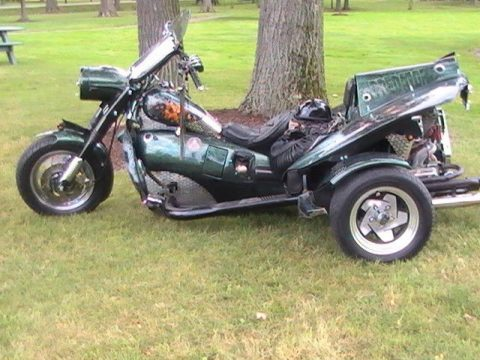 2012 Custom Built Motorcycles The Predator for sale