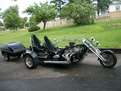 AMAZING 2008 Lightning V8 Trike for sale