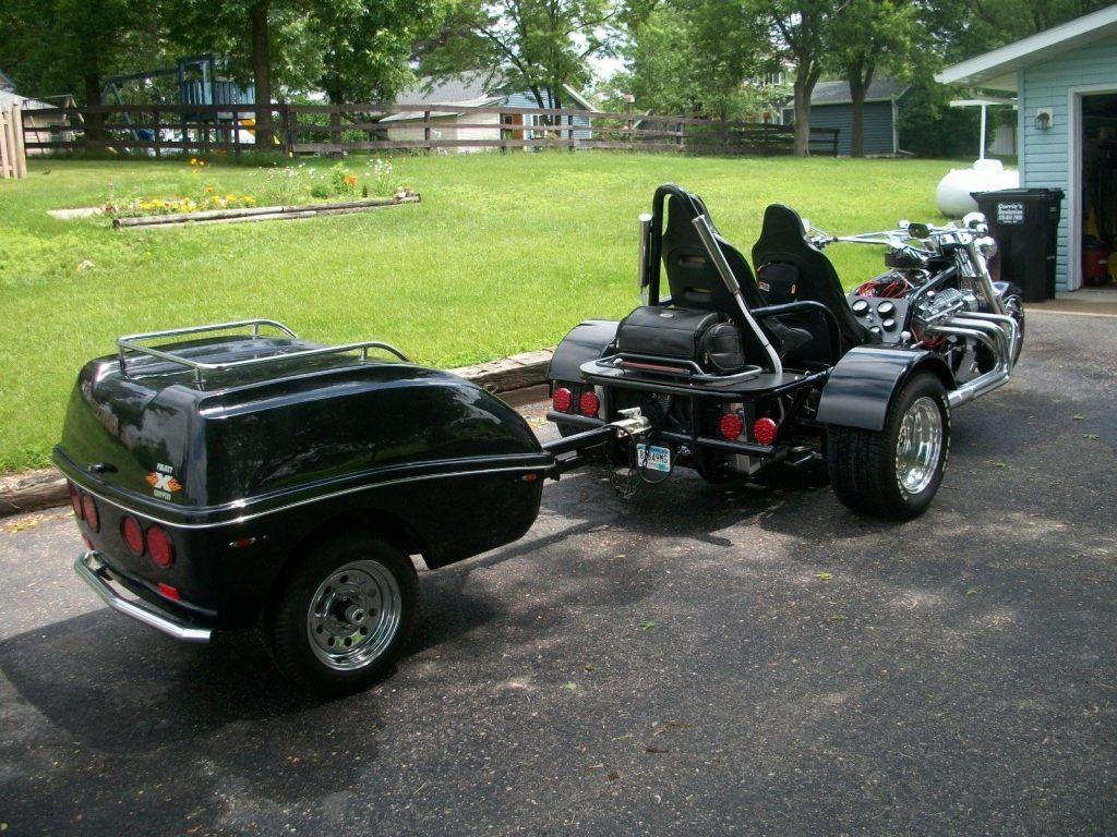 AMAZING 2008 Lightning V8 Trike