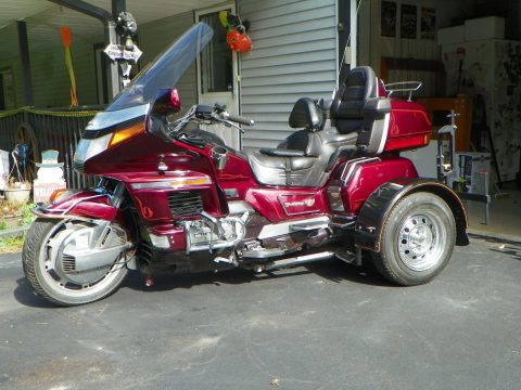 BEAUTIFUL 1989 Honda GL1500 for sale