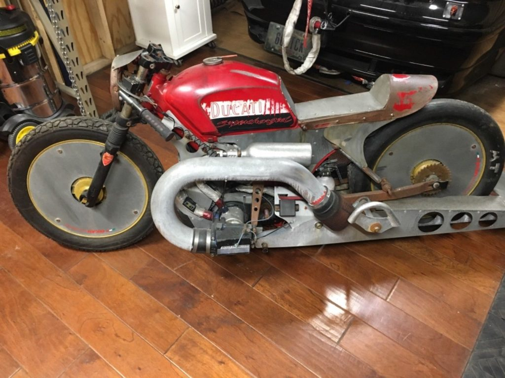 GREAT 1972 Ducati