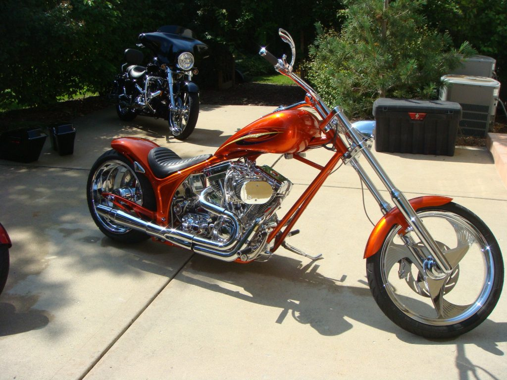 GREAT 2009 Custom Built Motorcycles