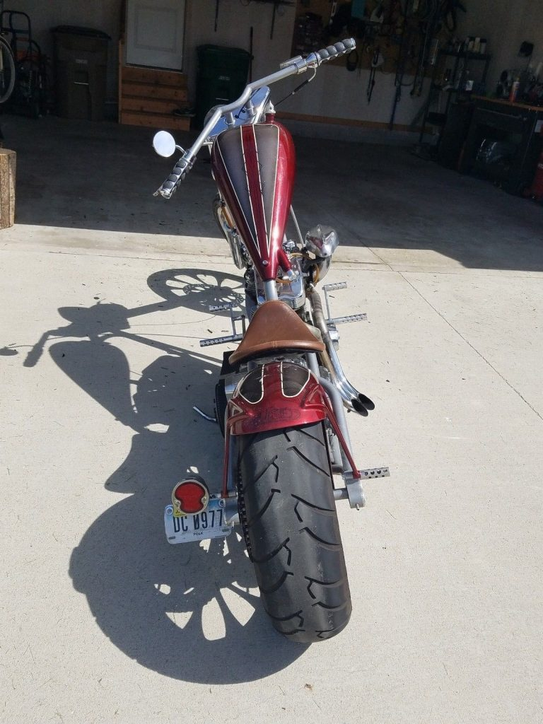 NICE 2011 Custom Built Motorcycles Chopper