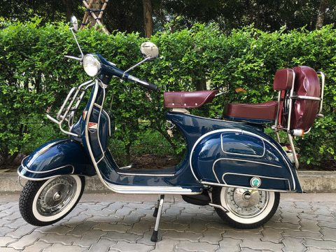 1962 Custom Built Motorcycles VBB for sale