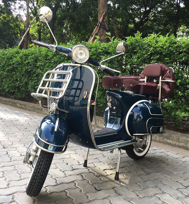 1962 Custom Built Motorcycles VBB