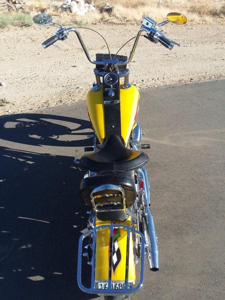 2004 Custom Built Motorcycles – Runs perfect!