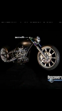 2008 Custom Built Motorcycles Chopper – Mint condition for sale