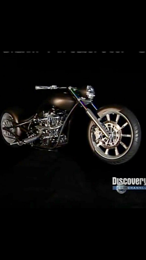 2008 Custom Built Motorcycles Chopper – Mint condition