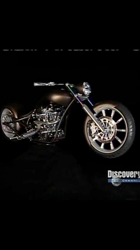 2008 Custom Built Motorcycles Chopper – Mint condition