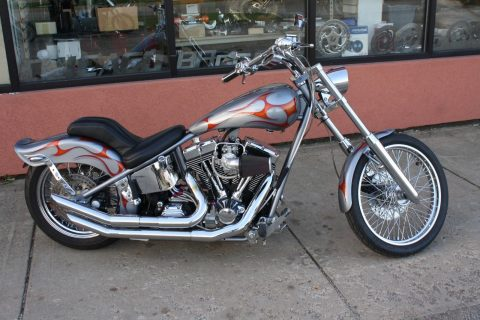 2009 Custom Built Motorcycles Chopper in EXCELLENT CONDITION for sale