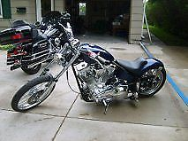 AWESOME 2007 Custom Built Motorcycles Chopper