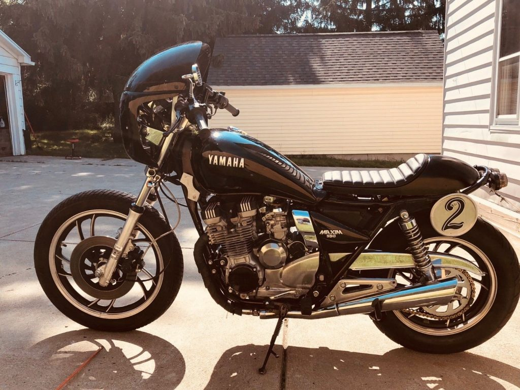 EXCELLENT 1982 Custom Built Motorcycles Yamaha